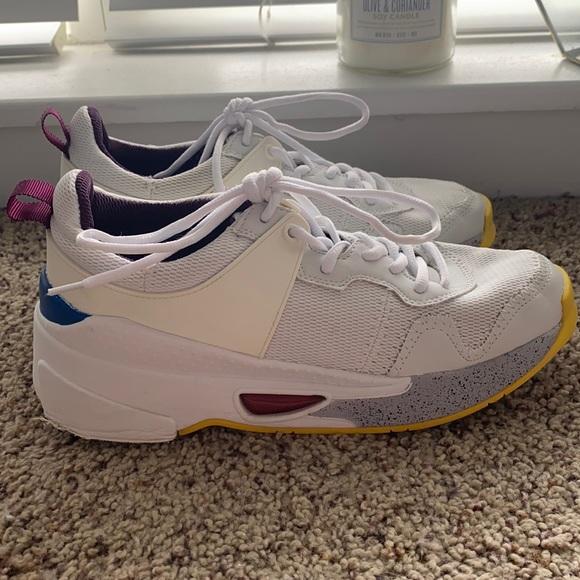 Platform Zara sneakers